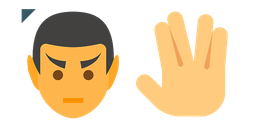 Star Trek Spoke Cursor