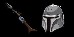 Star Wars Mandalorian Amban Phase-Pulse Blaster Cursor