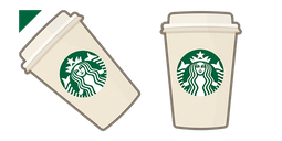 Starbucks Coffee Cup Cursor