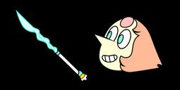 Steven Universe Pearl Spear Cursor