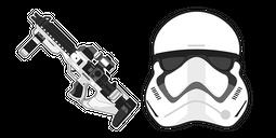 Stormtrooper G-11F Blaster Rifle Cursor