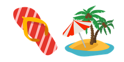 Summer Vacation Cursor