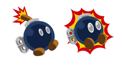Super Mario Bob-omb Cursor