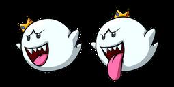 Super Mario King Boo Cursor