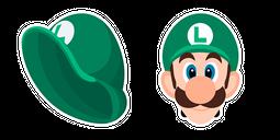 Super Mario Luigi Cursor