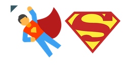 Superman Cursor