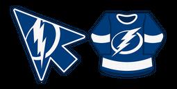 Tampa Bay Lightning Cursor