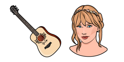 Taylor Swift Cursor