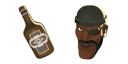 Team Fortress 2 Demoman Cursor