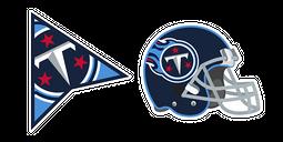 Tennessee Titans Cursor