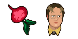 The Office Dwight Schrute Cursor