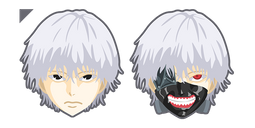 Tokyo Ghoul Ken Kaneki Cursor