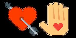 Valentine Heart Cursor