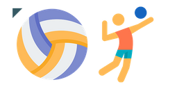 Volleyball Cursor