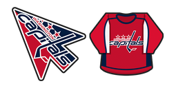 Washington Capitals Cursor