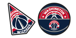 Washington Wizards Cursor