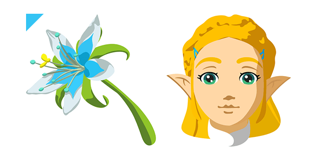 The Legend of Zelda Princess Zelda