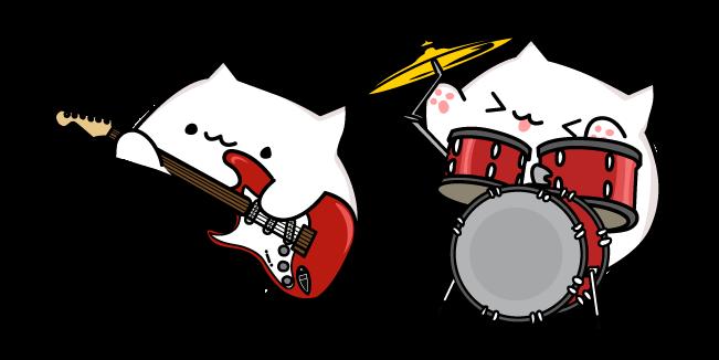 Rock Bongo Cat