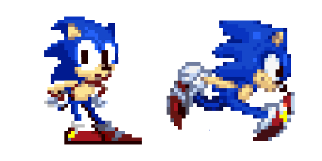 Sonic the Hedgehog Pixel