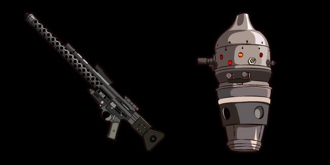 Star Wars IG-11 DLT-20A Blaster