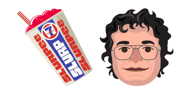Stranger Things Dr. Alexei Slurpee