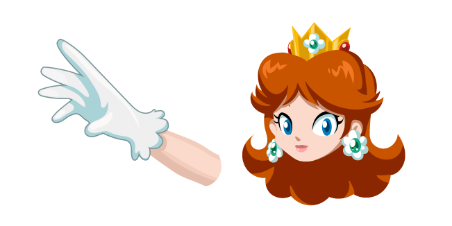 Super Mario Princess Daisy