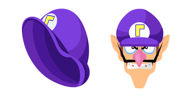 Super Mario Waluigi