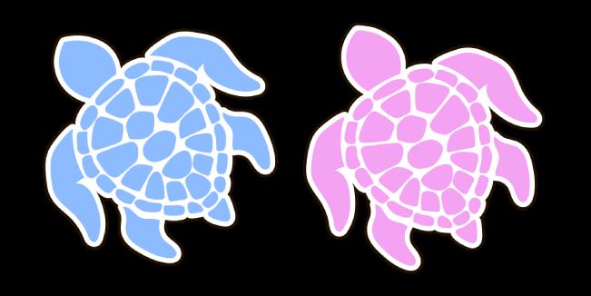 VSCO Girl Save the Turtles
