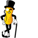 Planters Mr Peanut Pointer