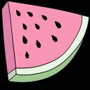 VSCO Girl Lip Balm and Watermelon Pointer