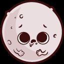 Cute Full Moon Pointer