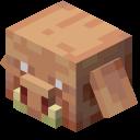 Minecraft Gold Ingot and Piglin Pointer