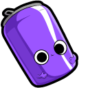Cute Tin Can Cursor