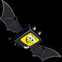 SpongeBob Bat-Sponge Cursor