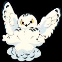 Snowy Owl Cursor