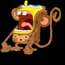 Monkey SpongeBob Pointer