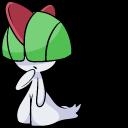 Pokemon Ralts and Gardevoir Cursor