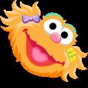 Sesame Street Zoe Pointer