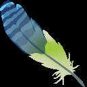 Bird Feather Cursor