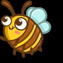 Cute Bee Cursor