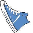 Converse Chuck Taylor All Star Shoes Pointer