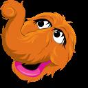 Sesame Street Mr. Snuffleupagus Cursor