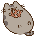 Pusheen and Pretzel Pointer