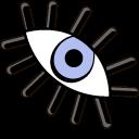 VSCO Girl Shell Choker and Eye Pointer