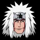 Naruto Jiraiya and Fukasaku Pointer