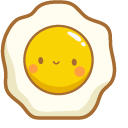 Cute Bacon and Egg Pointer