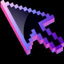 3D Pixel Cursor