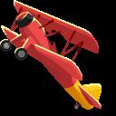 Biplane Cursor
