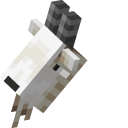 Minecraft Goat and Goat Horn Pointer