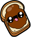 Cute Nutella Cursor